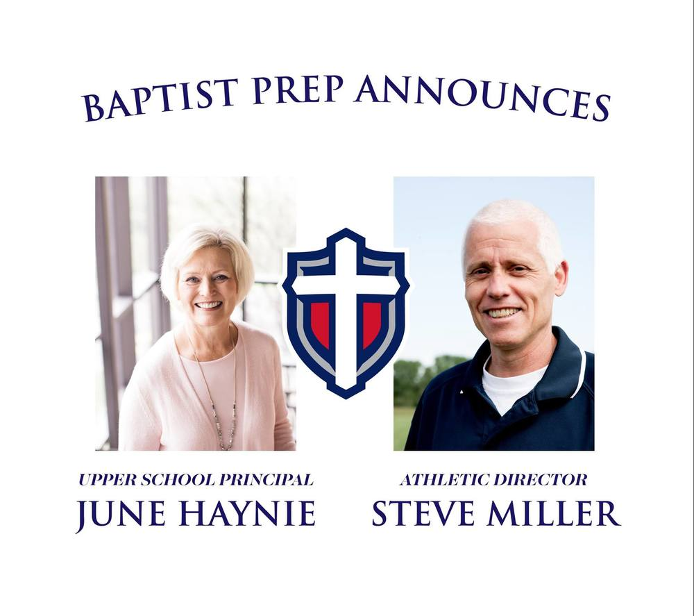 Exciting Baptist Prep News